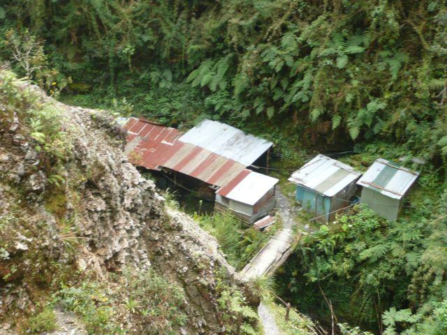 The Cotapata Mine Bolivia