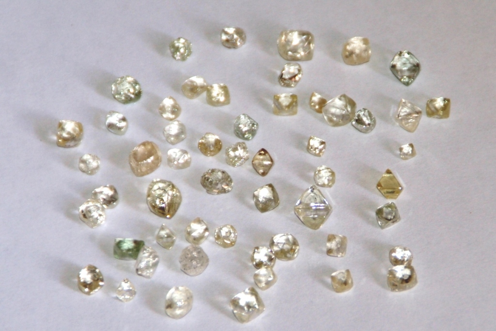Choosing Your Diamond