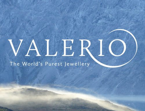 Valerio Jewellery presents Chloé Valorso's debut designer ring collection