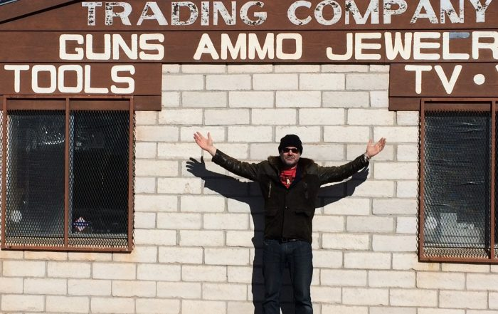 Greg Valerio MBE Guns, ammo & jewellery in Truth or Consequences, New Mexico.