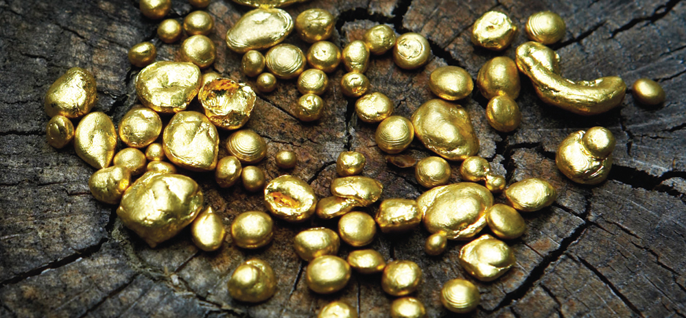 OroVerde Gold Nuggets © Greg Valerio