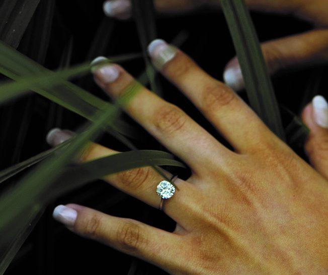 Eden Engagement Ring
